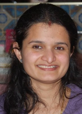 Damayanti Chandrasekhar Picture